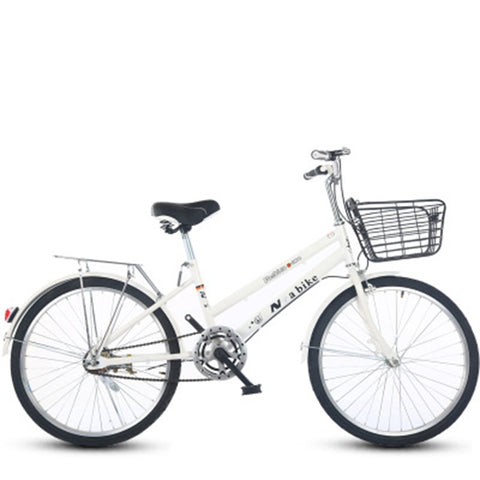 New 24-Inch Speed Change Bicycle Adult Male And Female Middle School Students Commuter Bicycle Speed Change Bike Brake Bike