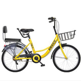 "Secondary School Bike 20 ""22"" 24-inch Boy And Girl Buggy Adult Cycling Bicycle"