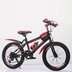 24-Inch Speed Change Mountain Bike Adult Student Bicycle Bike Road Bike