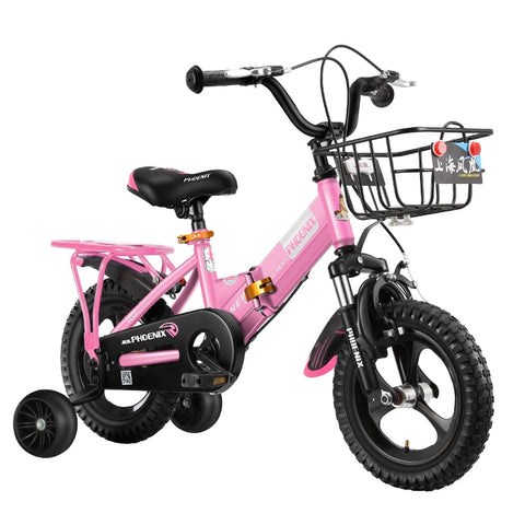 Children's bicycle boy girl bicycle baby car 2 to 10 years old folding child bike bicycle
