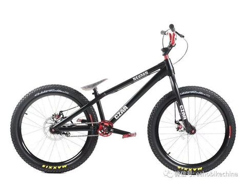 Newest Original ECHOBIKE CZAR-s 24 inch Street Trials Bike Complete Trial Bike ECHO Inspired Danny MacAskill
