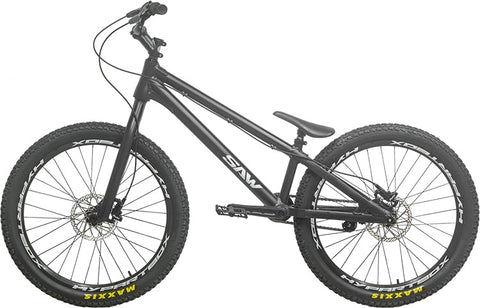Newest Original SAW BIKE 24 inch Street Trials Bike ECHO Bike CZAR Inspired Danny MacAskill