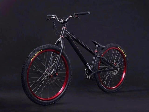 Newest Original ECHOBIKE CZAR 24 Inch Street Trials Bike Complete Trial Bike ECHO Inspired Danny MacAskill