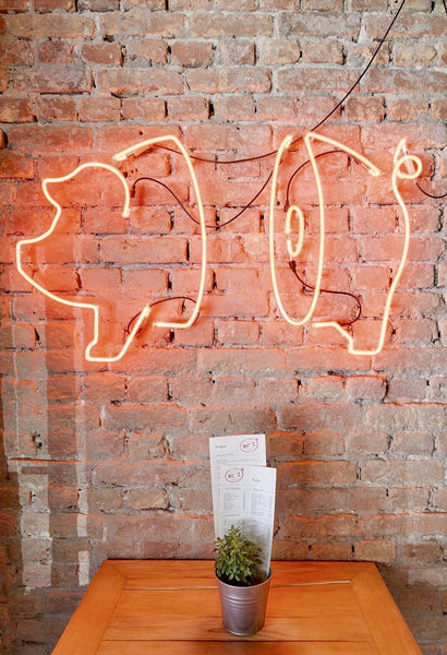 restaurant neon signs safe and affordable
