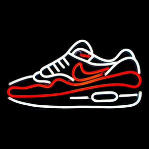 Air max 1 neon sign RED – NEON FACTORY