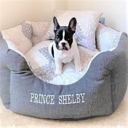 dog beds | best dog beds | best large dog bed | large dog bed | dog beds uk | raised dog beds | Handmade dog beds | Personalised Dog Beds | dog store uk | dog bed luxury | Monty's Dog Store |