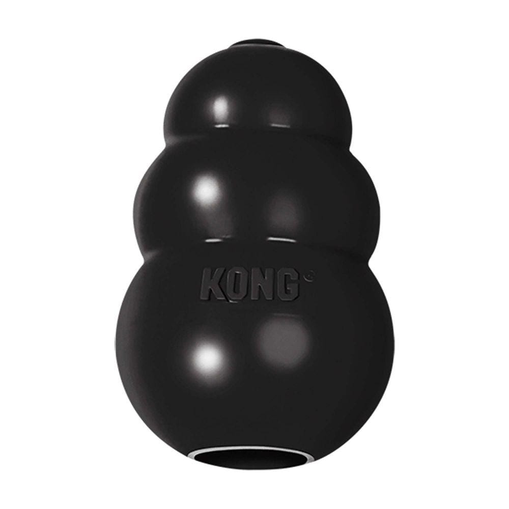 KONG Extreme dog toy | virtually indestructible dog toy | designed for determined chewers | gold standard of dog toys | indestructible dog toys | virtually indestructible | Monty's Dog Store | designed for determined chewers |indestructible dog toys | virtually indestructible | Monty's Dog Store | designed for determined chewers for 40 years |
