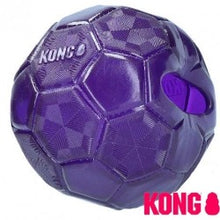 Load image into Gallery viewer, kong flexball dog toy | flexball dog toy | flexball dog toy kong | flexball toy | indestructible dog toy | tough dog toys uk | virtually indestructible dog toys | designed for determined chewer | monty's dog store | dog stores warrington | pet shops warrington | best dog toys | best tough dog toys | eco friendly dog toys | kong flexball | tough ball | indestructible dog ball | power chewers | dog ball for power chewers | power chewer ball |