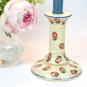 Scattered Rose Candlestick