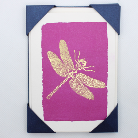 Dragon Fly - Set of 5 Cards