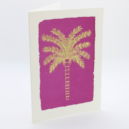 Palm Tree - Set of 5 Cards
