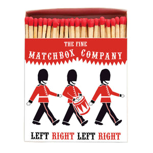 'Soldiers' Luxury Matches