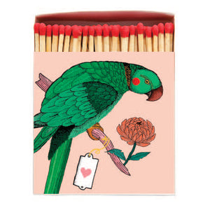 'Parrot' - Luxury Matches
