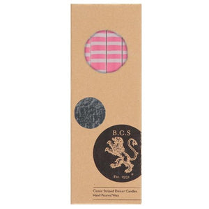 Neyron Rose & Willow Grey Eco Dinner Candles, 4 Per Pack