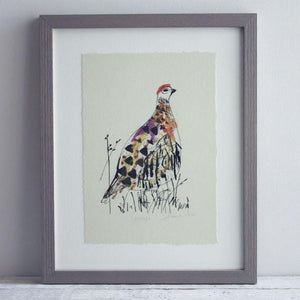 Grouse Print - Available Framed and Unframed