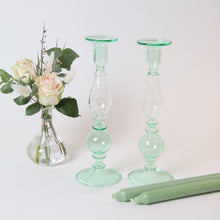 Load image into Gallery viewer, Delilah Candlestick - Green