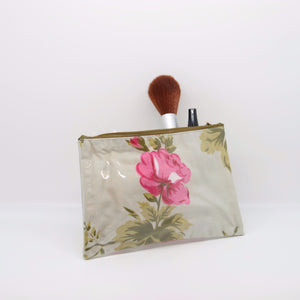 Rose Make-Up Purse