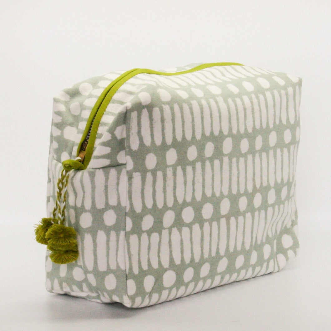 Dot & Dash Washbag