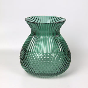 Sienna Glass Vase