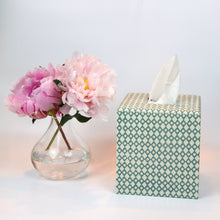 Load image into Gallery viewer, Tissue Box Cover - Teal