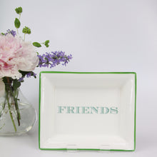 Load image into Gallery viewer, English Fine Bone China Dish - Friends