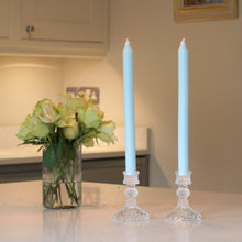 Load image into Gallery viewer, Nova Glass Candlestick - Clear (Stock Due In May)