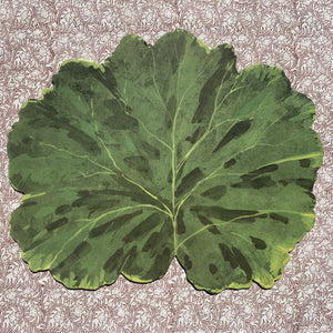 Cabbage Leaf Placemat