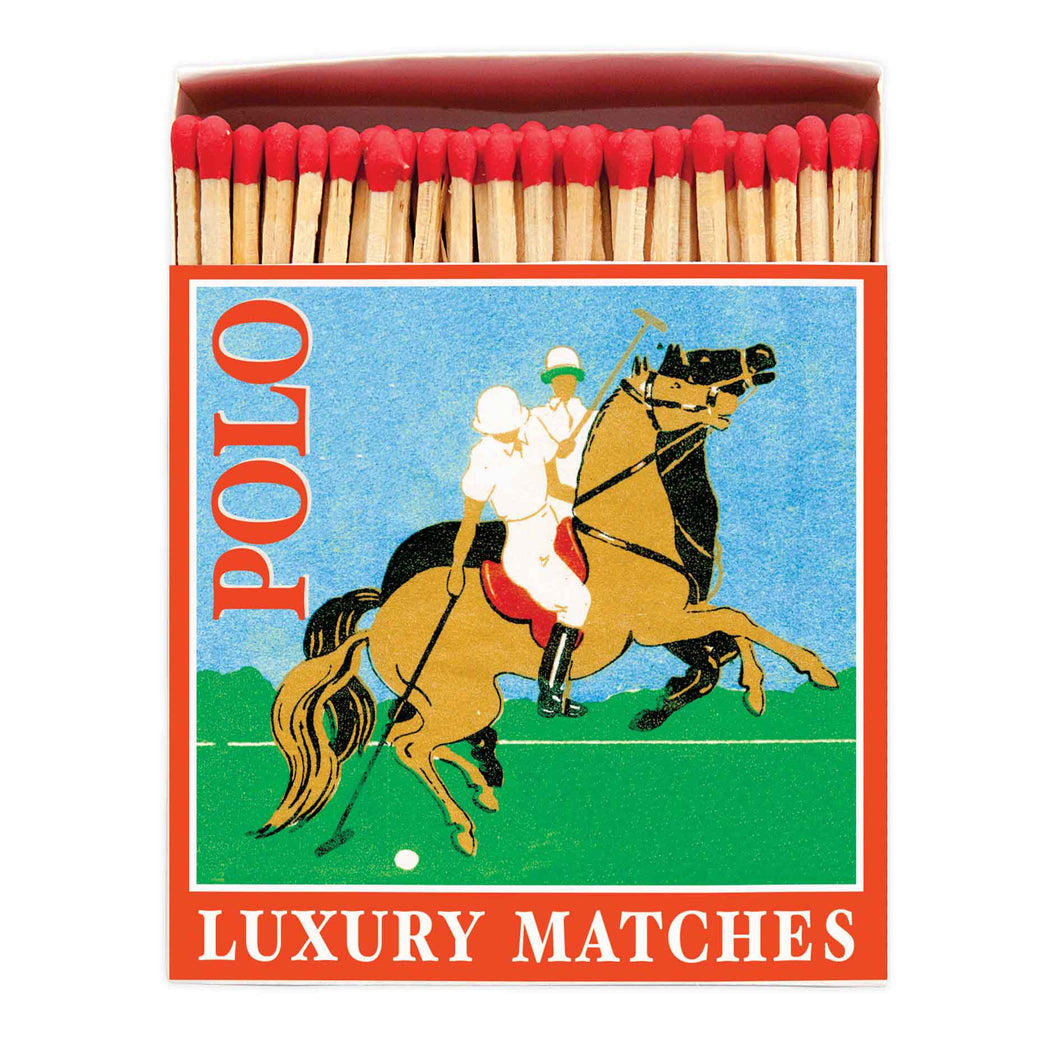 'Polo' Luxury Matches