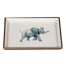 Load image into Gallery viewer, Elephant Vanity Tray
