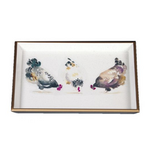 Load image into Gallery viewer, Chickens Vanity Tray