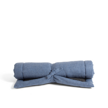 Load image into Gallery viewer, Luxury Dog Travel Bed - Infinity Blue