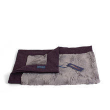 Load image into Gallery viewer, Luxury Dog Blanket - Grape