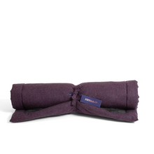 Load image into Gallery viewer, Luxury Dog Travel Bed - Grape