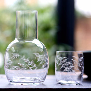 Carafe and Glass set - Fern