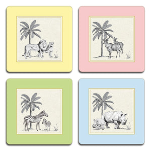 Mana Coasters - Set of 4