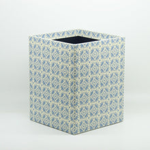 Load image into Gallery viewer, Small Wastepaper Bin - Pale Blue