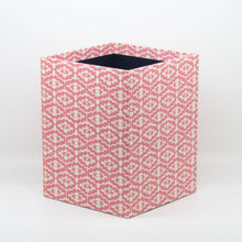 Load image into Gallery viewer, Small Wastepaper Bin - Pink Cloud
