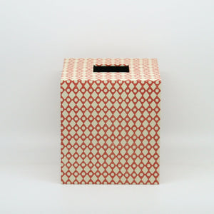 Tissue Box Cover - Red Kite