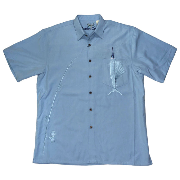 Bamboo Cay Hook Shirt
