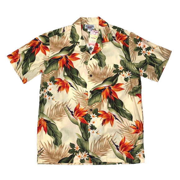 Pacific Floral Shirt