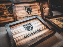 "Load image into Gallery viewer, MASK ""Bellum Gerere"" (Wage War) EDC Tray"