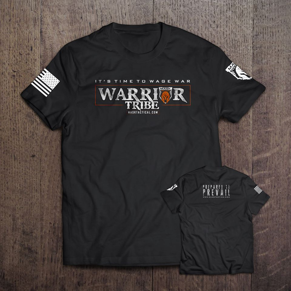"""Wage War"" - Tribe T-Shirt"