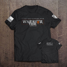 "Load image into Gallery viewer, ""Wage War"" - Tribe T-Shirt"