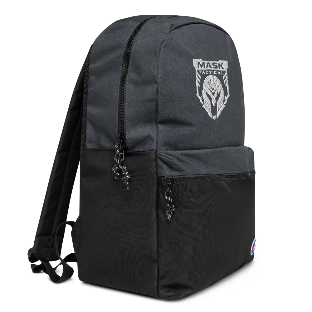 MASK Embroidered Champion Backpack