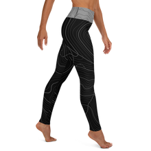 Load image into Gallery viewer, MASK Topo Yoga Leggings w/ Pocket