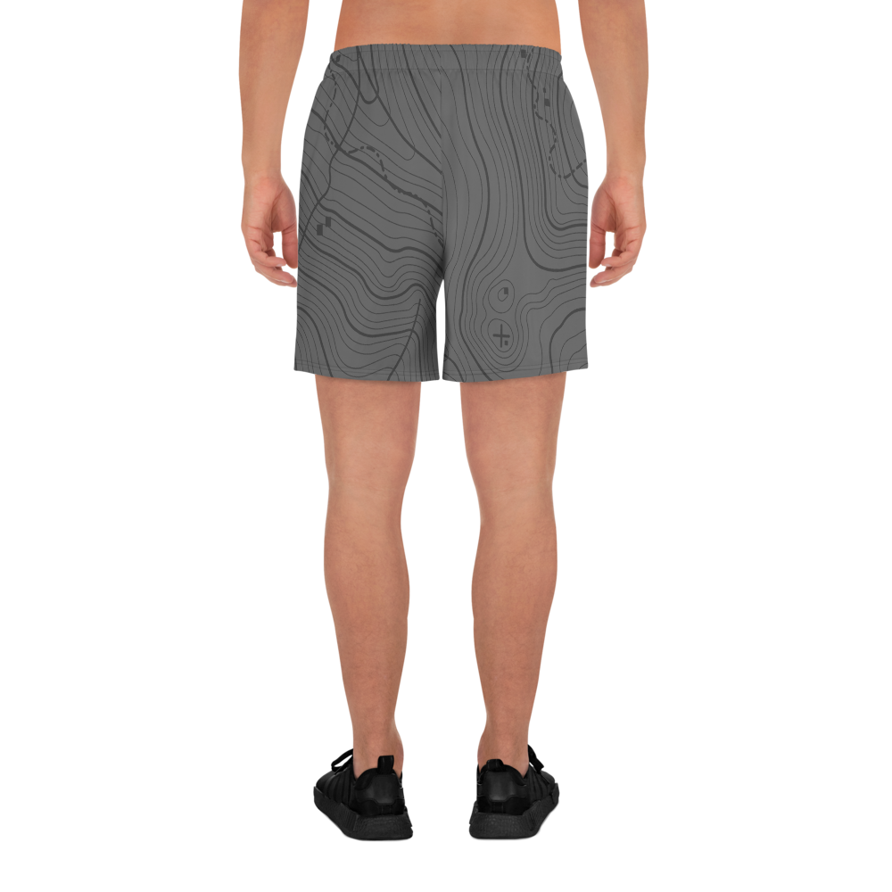 MASK Topo Men's Athletic PT Shorts