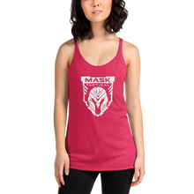 Load image into Gallery viewer, MASK Women's Racerback Tank