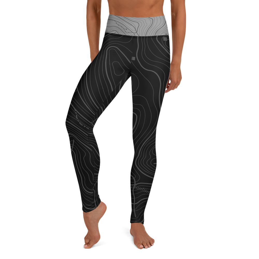 MASK Topo Yoga Leggings w/ Pocket