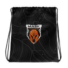 Load image into Gallery viewer, MASK Topo Drawstring EDC Gym Bag