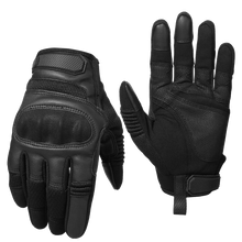Load image into Gallery viewer, Tactical Full Finger Hard Knuckle Gloves